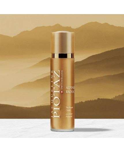 Alpine Radiance - The Power Cream