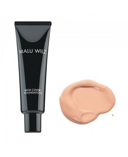 MALU WILZ HIGH COVER FOUNDATION NR. 3
