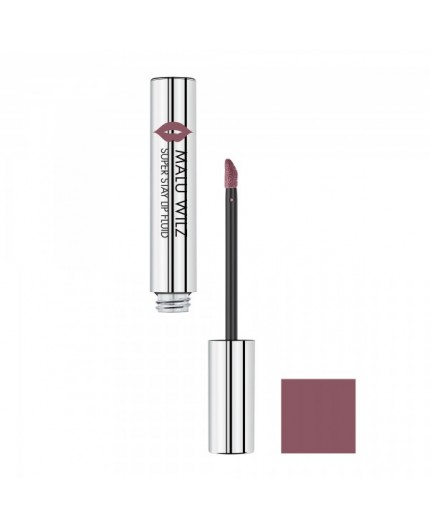 Malu Wilz Super Stay Lip Fluid Nr. 1 purple nude