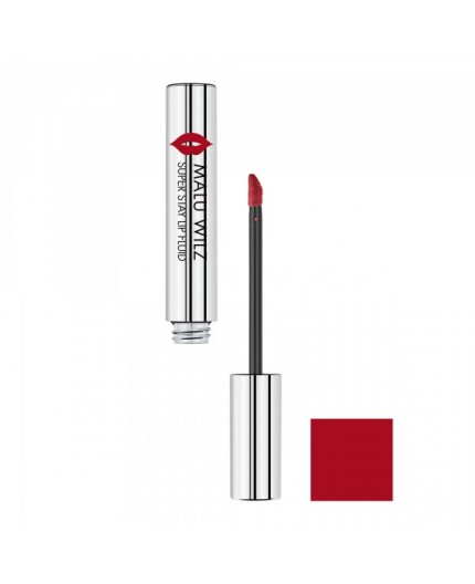 Malu Wilz Super Stay Lip Fluid Nr. 4 coral red